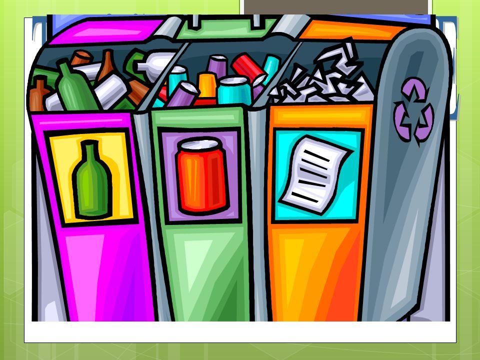 Imágenes de Tipos de Reciclaje